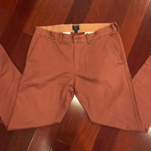 J Crew Men's Flex Driggs Chinos 31X30